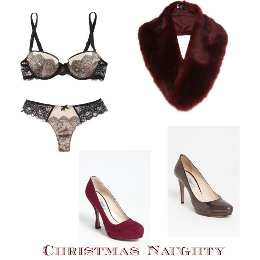 christmas naughty